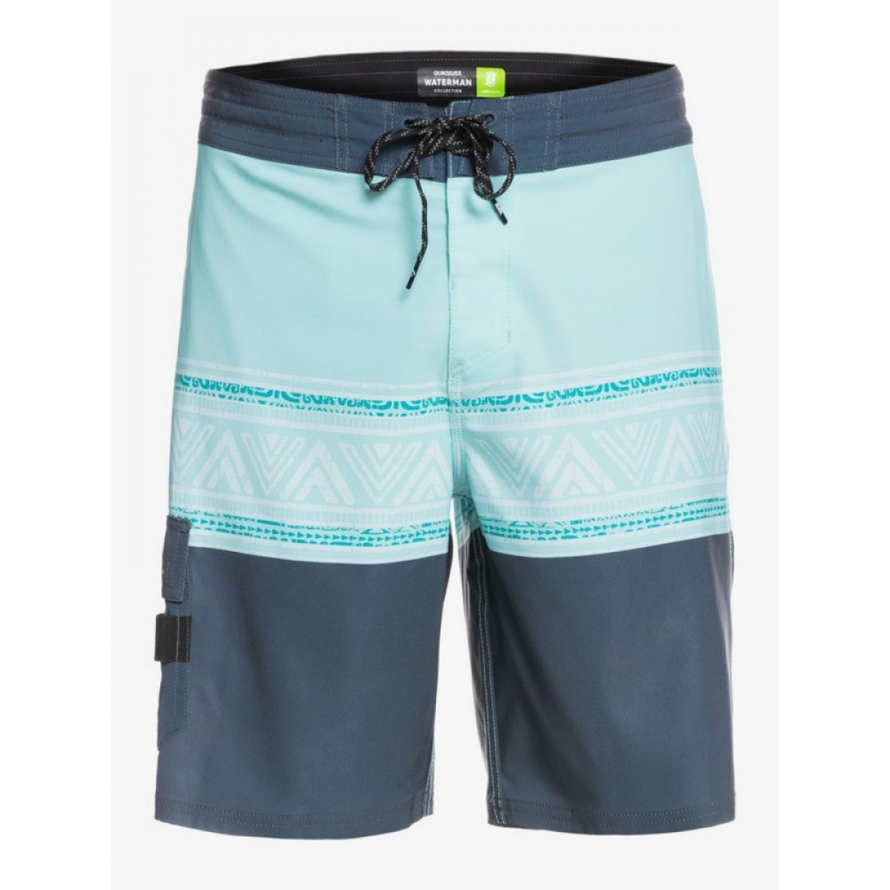ANGLER STRIPE BEACHSHORT 20 衝浪休閒褲