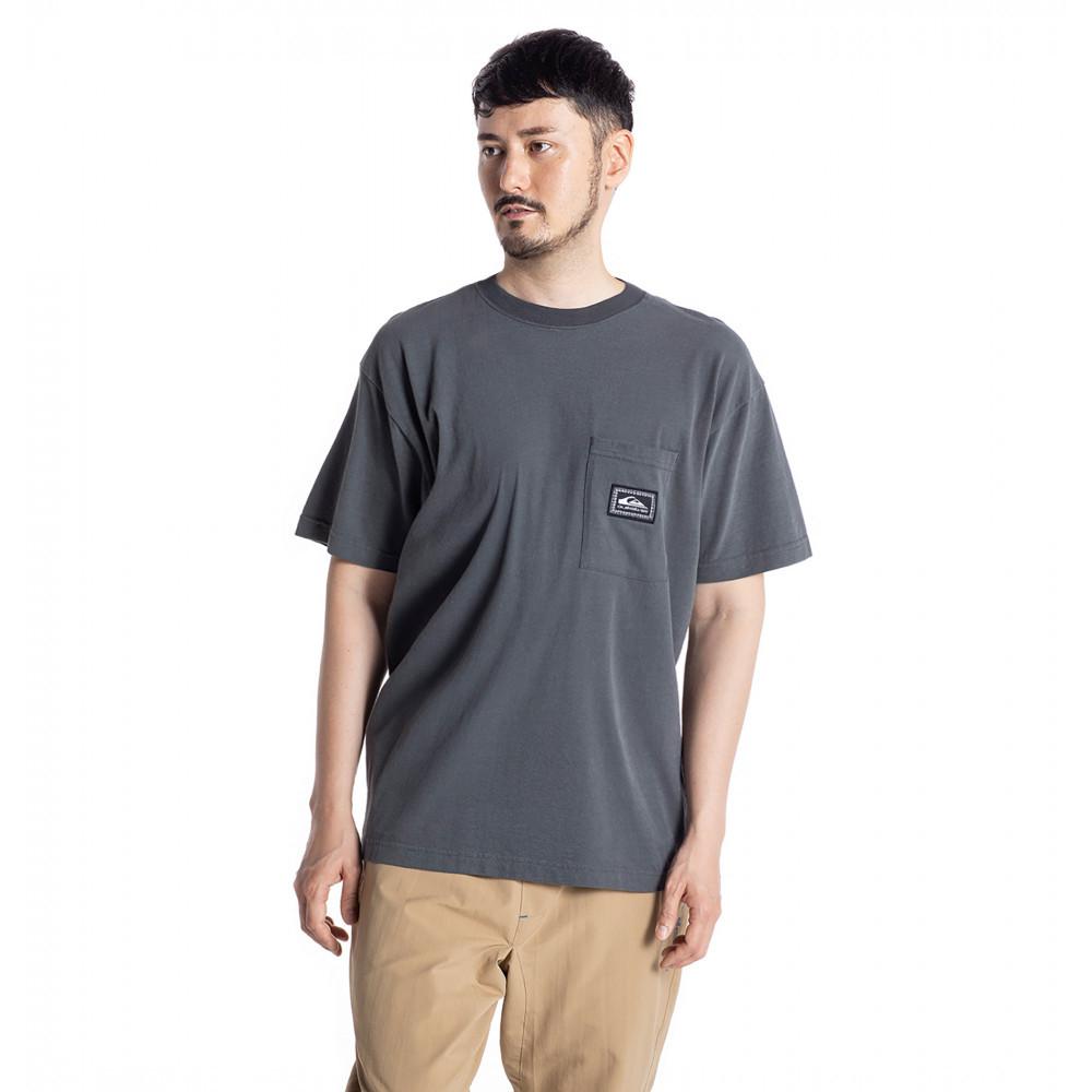 CHECKER PKT ST T恤