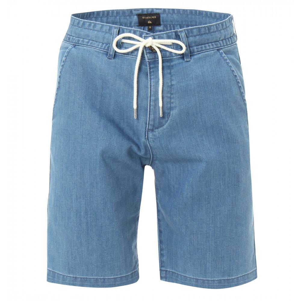 INDIGO SHORT 20 吸濕快乾休閒短褲