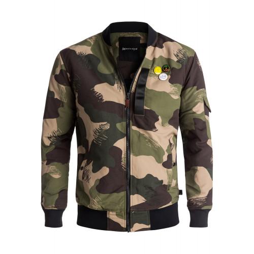 TRESTLES ARMY 飛行夾克